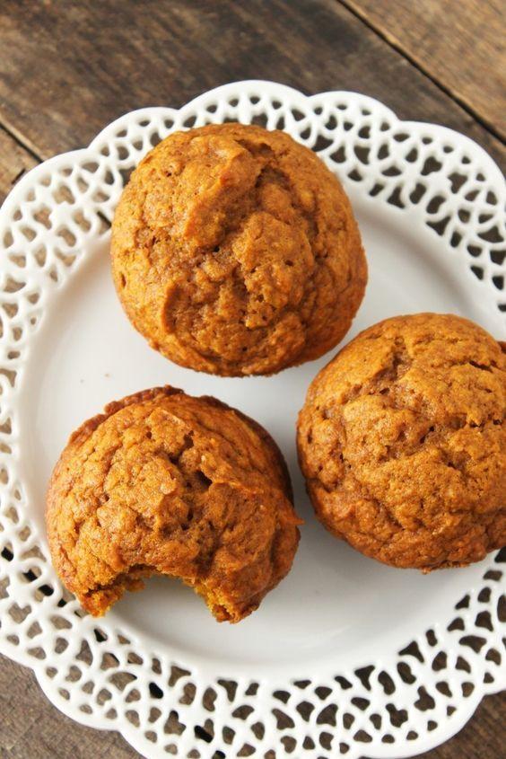 The Best Pumpkin Muffins {Ever} - TGIF - This Grandma is Fun