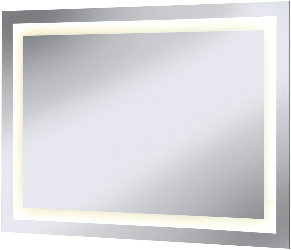 Welltime Badspiegel Miami Led Spiegel 100 X 70 Cm Mit Schalter Online Kaufen Led Spiegel Badspiegel Led