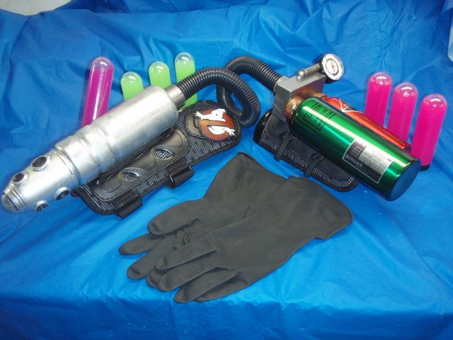 Arm Mounted Slime Blower Ghostbusters Pinterest