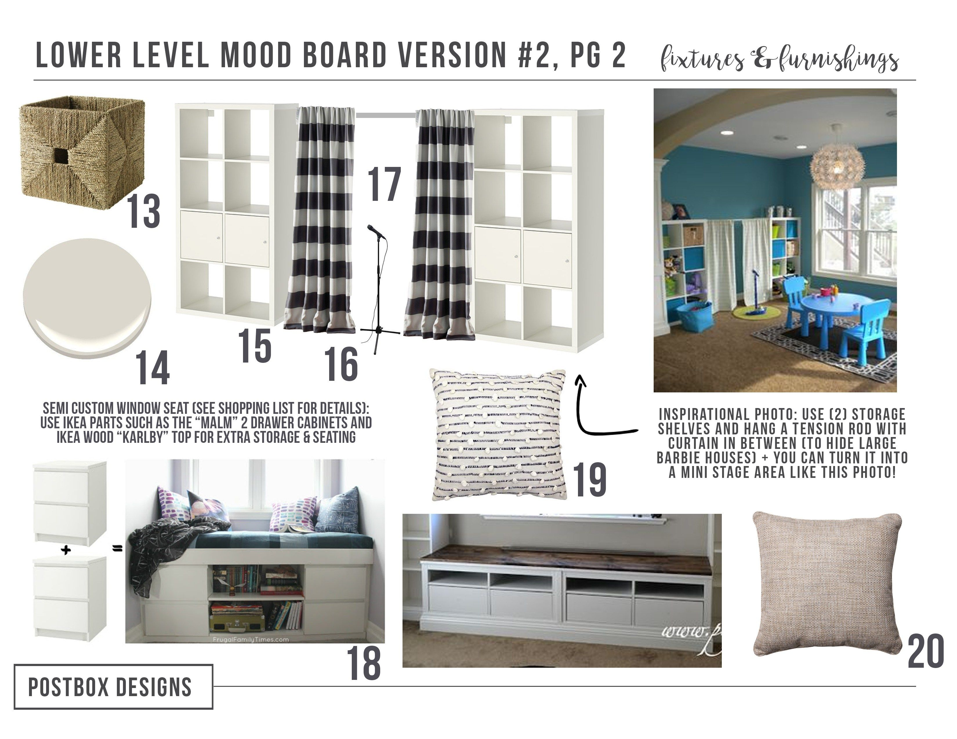 5 Ways To Transform Your Bat Real Postbox Project Room Makeover By Designs Interior