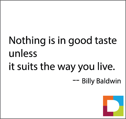 "Happy Monday! Inspiration by ""Dean of Interior Decorators"" Billy Baldwin, do you agree?"
