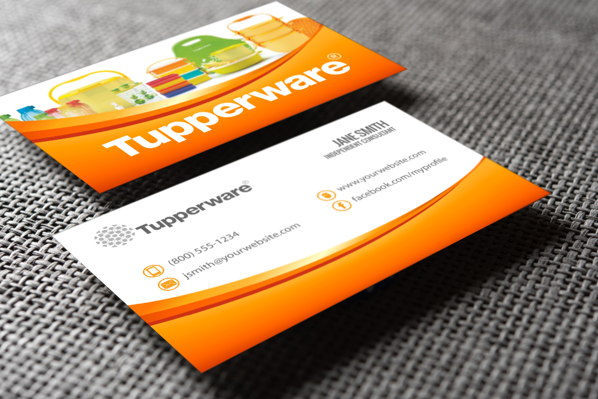 Tupperware Business Cards Free Shipping Tupperware Printing Business Cards Free Business Cards