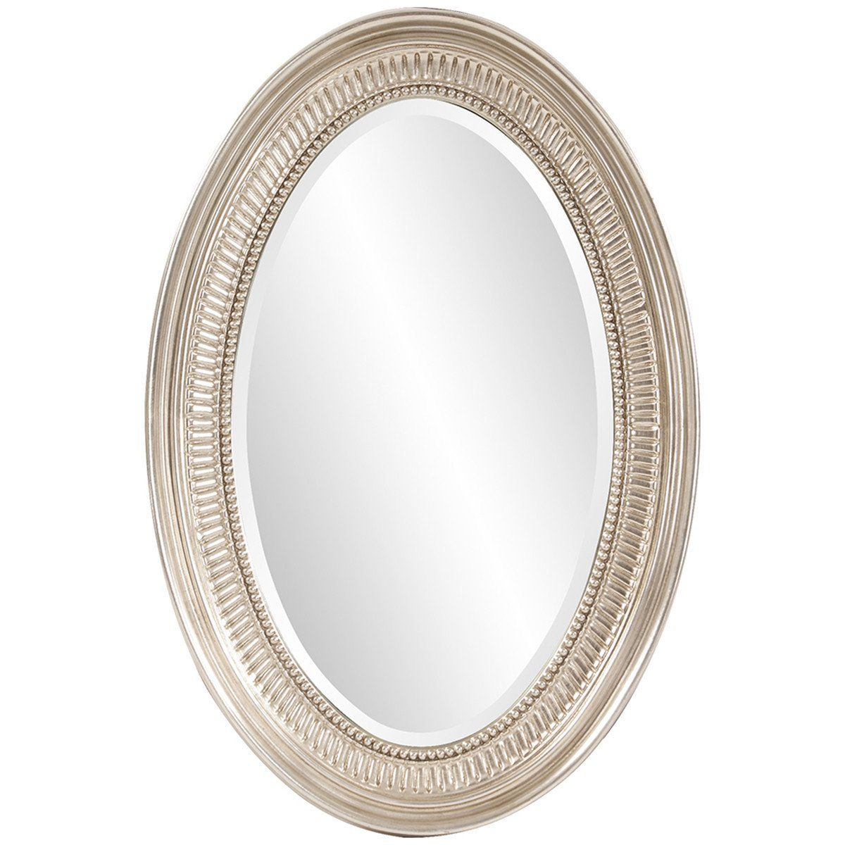 Howard Elliott Ethan Nickel Resin Mirror Lustra