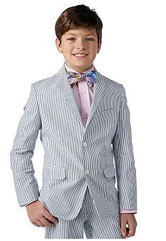 45fbc6c5ad3 IZOD Seersucker Suit Coat Boys 8-20