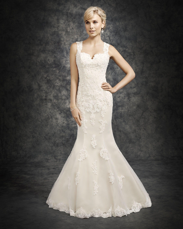 Ella Rosa Style BE299 #bridal #weddingdress | Ella Rosa 2016 ...