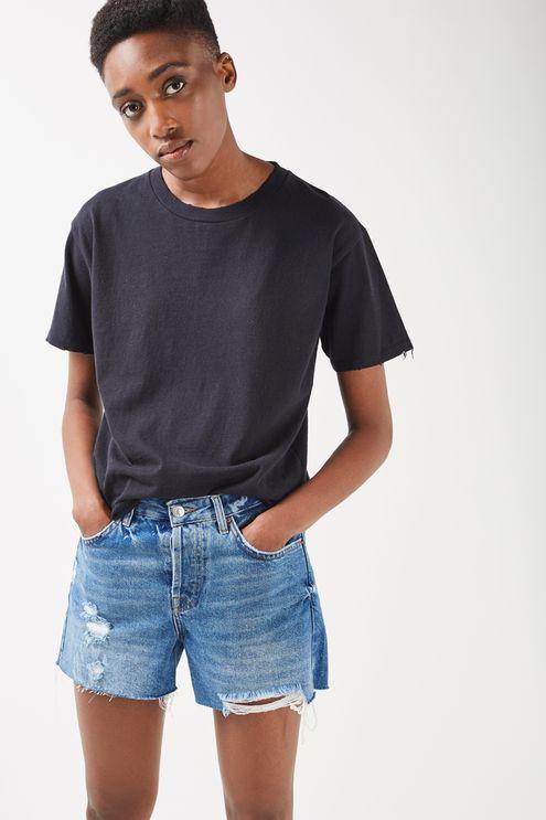e963e55047 ASHLEY Boyfriend Shorts | Clothes I like | Boyfriend shorts, Ripped ...