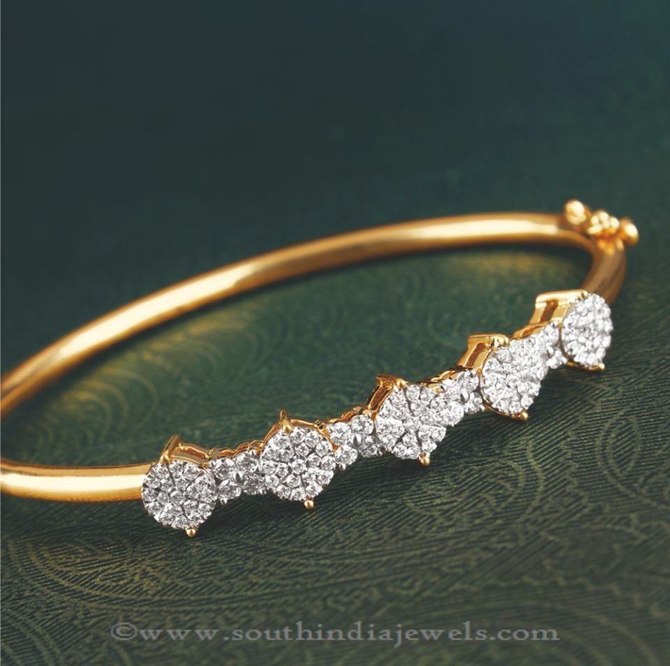 Las Diamon D Bracelet Designs Diamond Bracelets From Manubhai