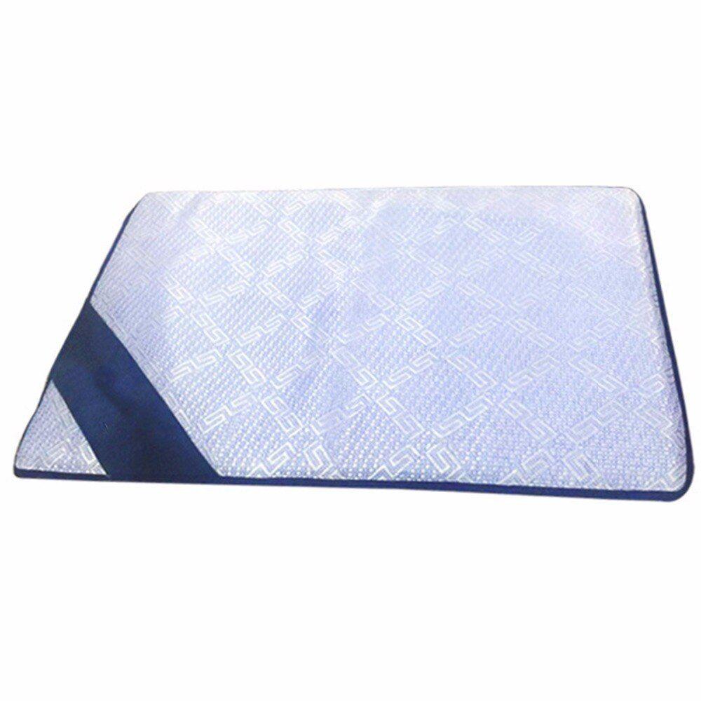 Summer Pet Dog Cooling Mat Ice Mattress Floor Mat Sleeping Bed