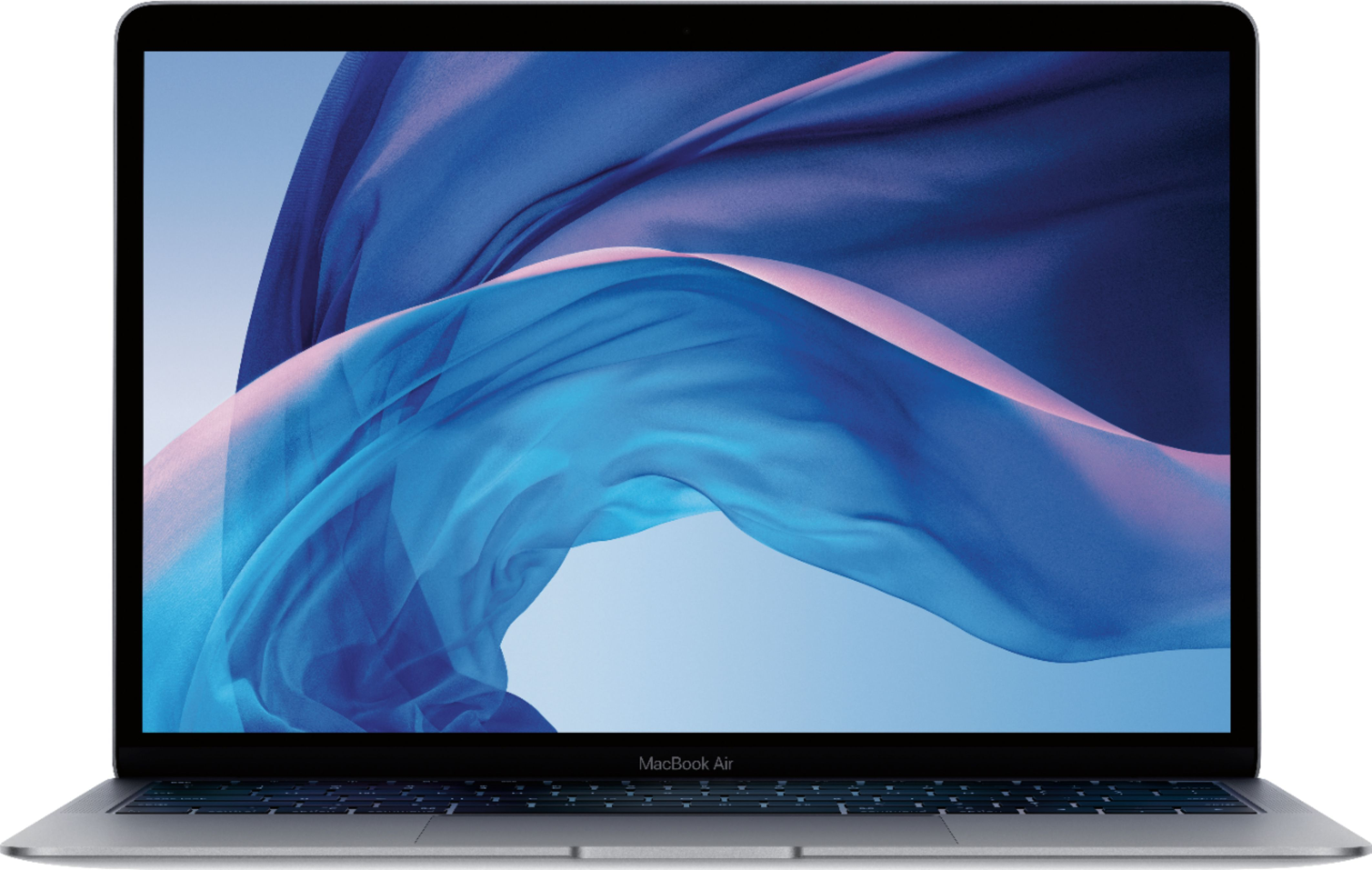 Apple Macbook Air 13 3 Laptop With Touch Id Intel Core I5 8gb Memory 128gb Solid State Drive Space Gray Mvfh2ll A Best Buy Apple Macbook Air Apple Macbook Macbook Air