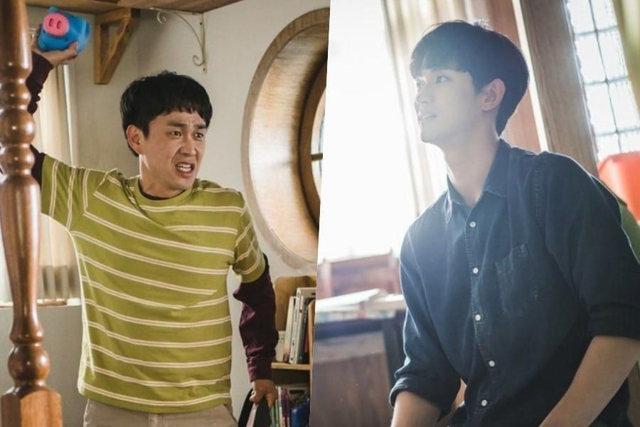 """It's Okay To Not Be Okay"" Previews New Conflict Between Kim Soo Hyun And Oh Jung Se"
