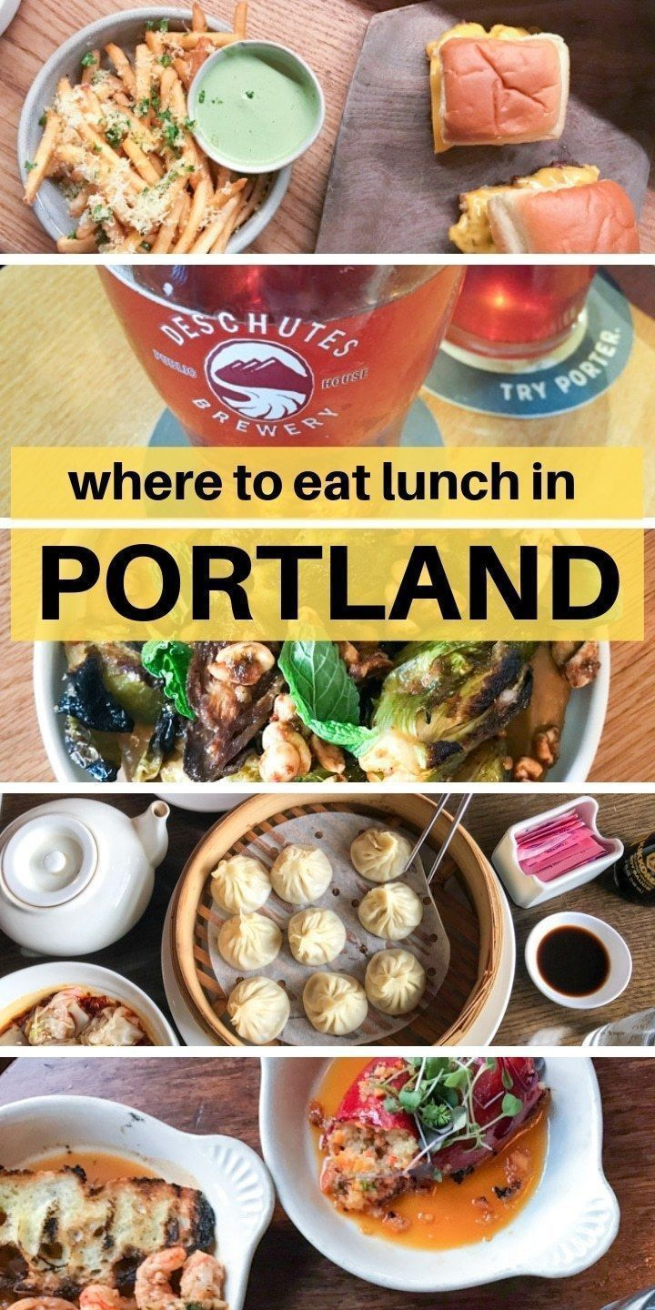 Photo of Best Portland Lunch Spots – Updated November 2019 | Sip Bite Go