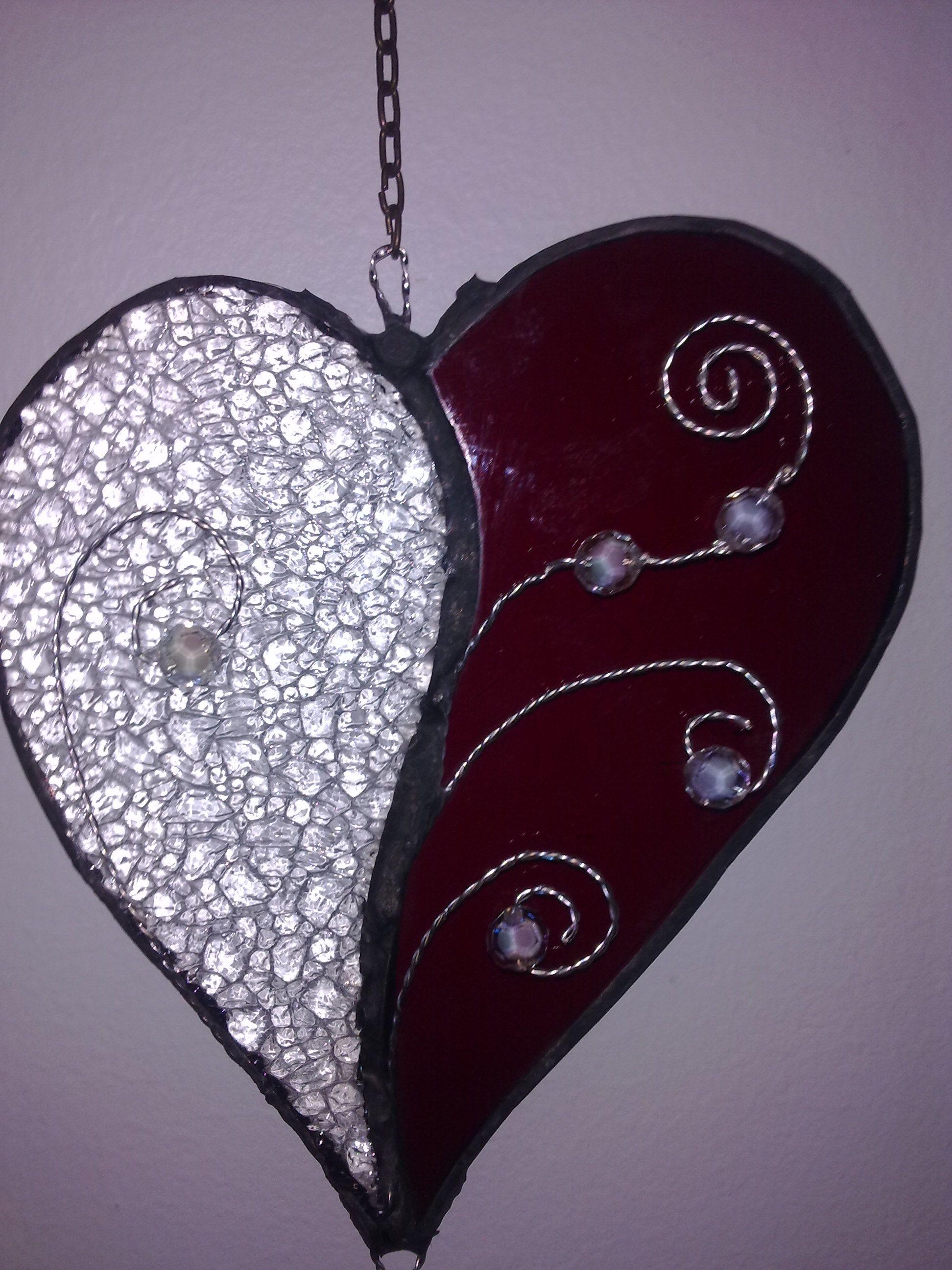tiffany sydän