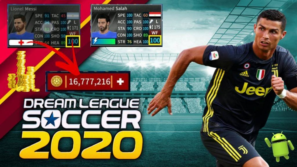 2020 Best Android Games Dream League Soccer 2020 – DLS 20 Android Offline Mod Apk Download