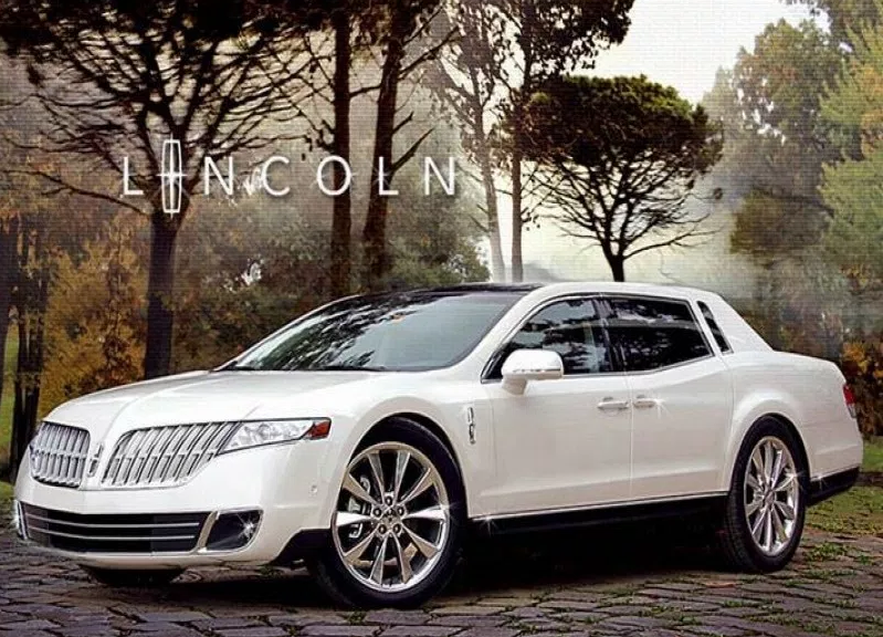 Lincoln Town Car 2018 Concept