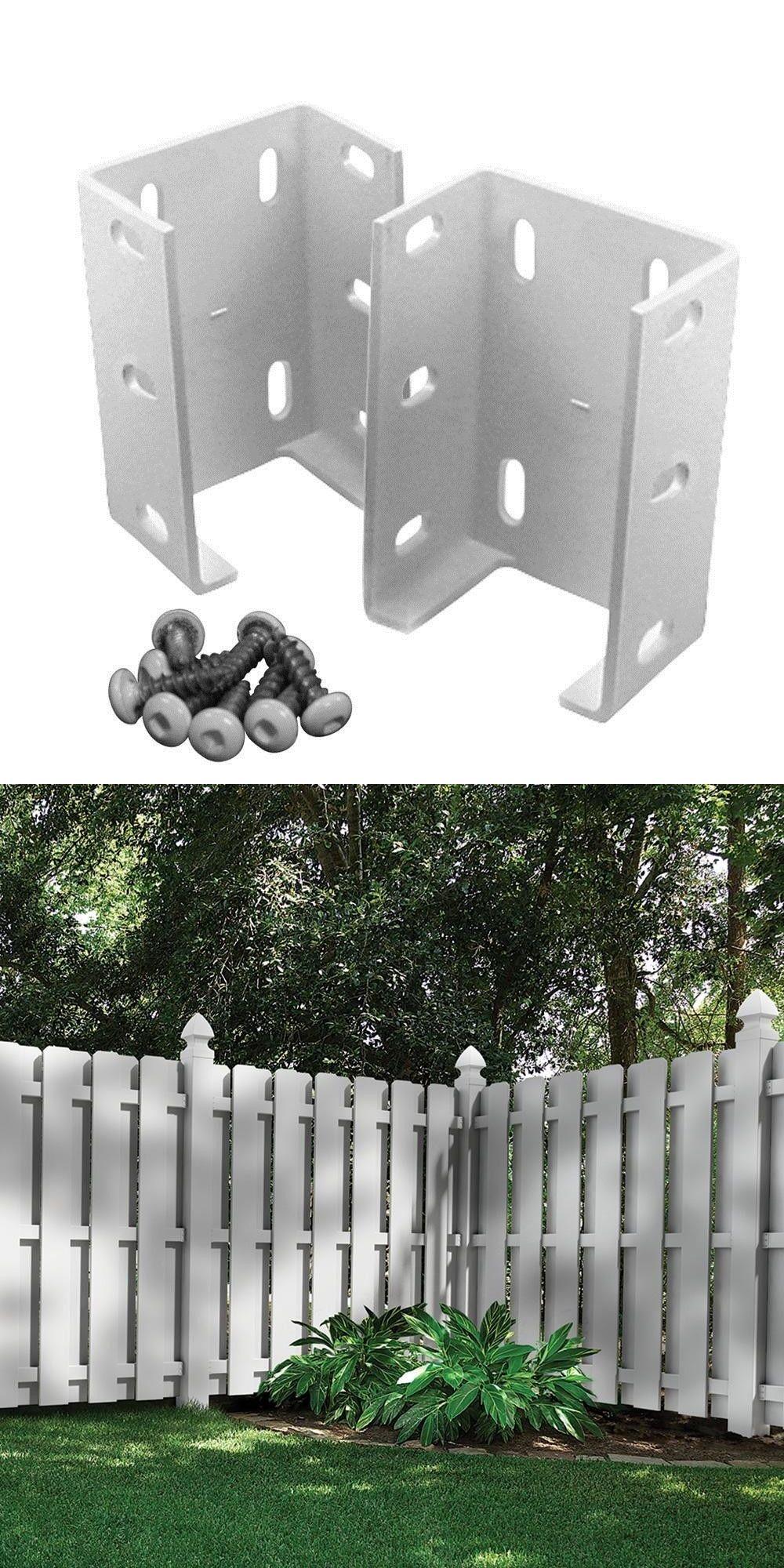 Fencing Clips And Brackets 180987 Veranda Rail Bracket Aluminum