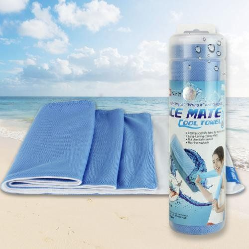 Cooling Towel Ultra Lightweight Durable Chilling Sports Towel