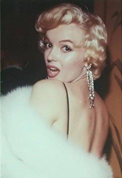 Marilyn Monroe Iconic Boucles d/'oreille en OR le Hollywood Originals collection bijoux