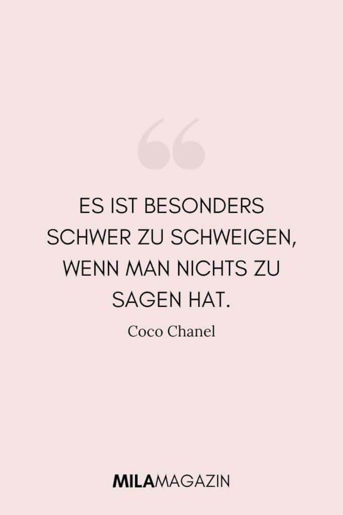 21 Coco Chanel Zitate, die jede Frau kennen muss! #birthdayquotesforboss