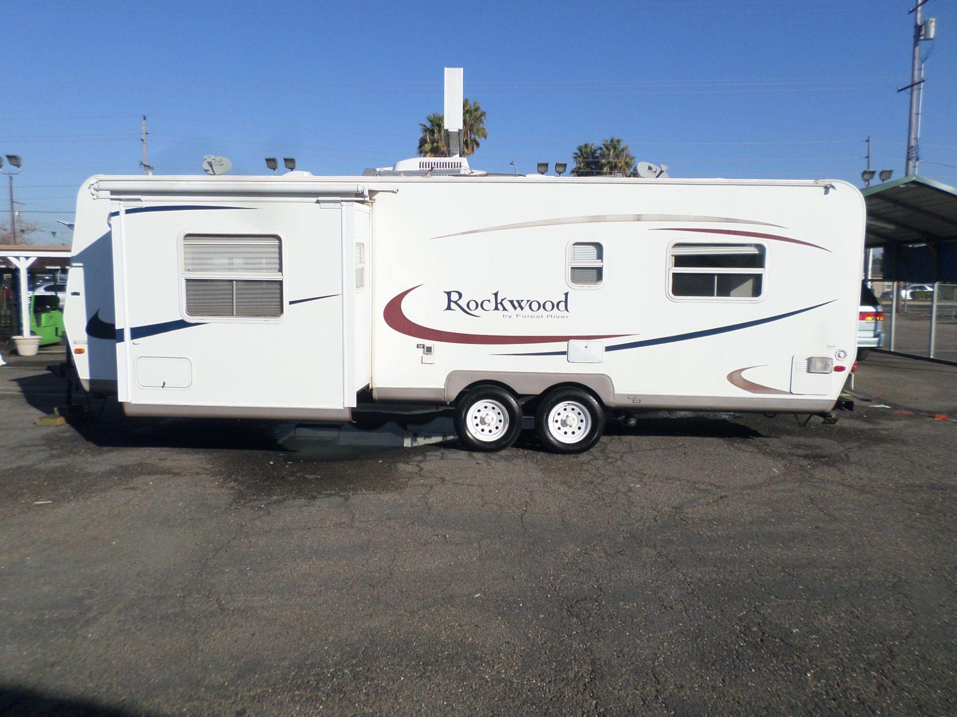 2013 Forest River Rockwood 3006w Wind Jammer Rockwood Travel