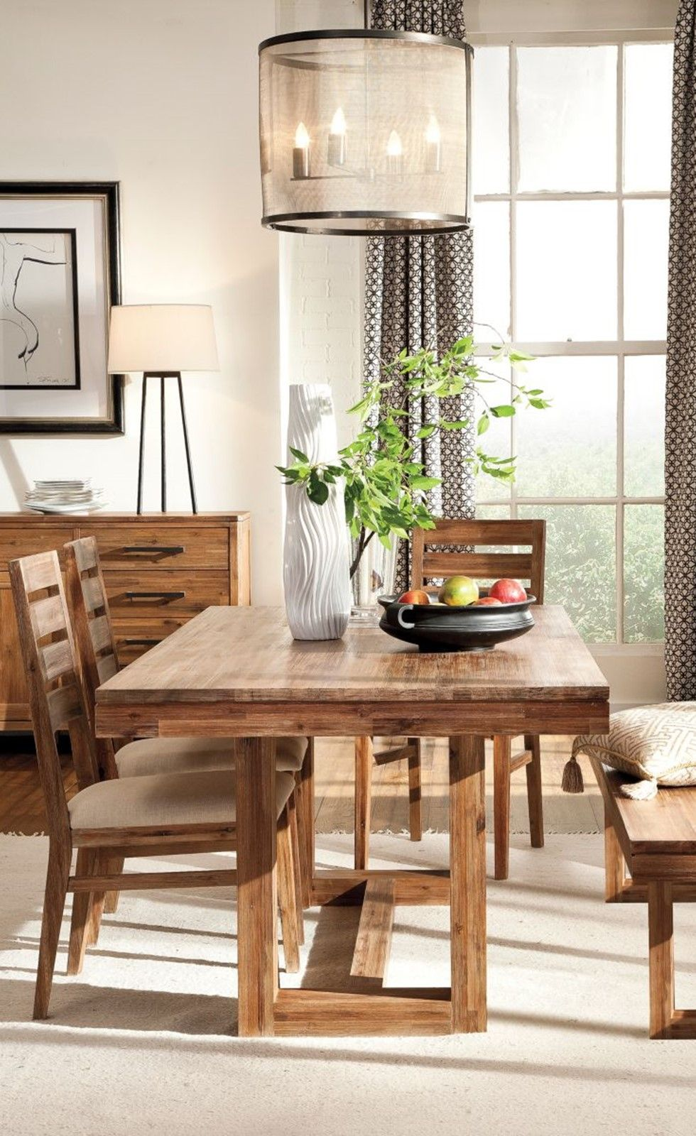 Circle Furniture - Crescent Dining Table | Dining Tables ...