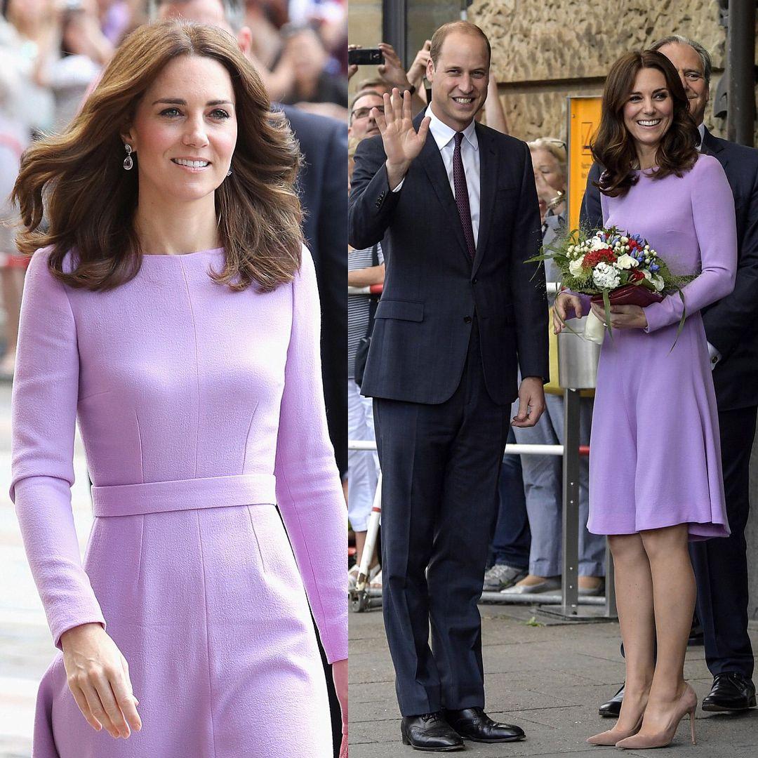 Increíble Duquesa De Cambridge Vestido De Novia Bandera - Vestido de ...