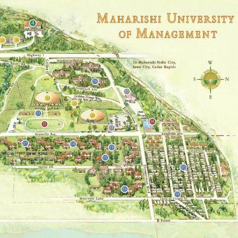 Maharishi University of Management | Maharishi university ...