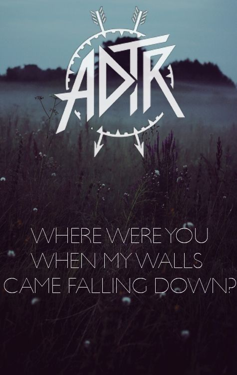 Pin by Punk Pedia on A Day to Remember | Music lyrics ... A Day To Remember Lyrics Wallpaper