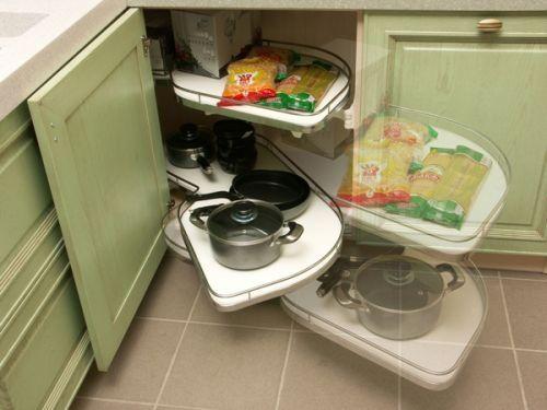 Выбираем мебель для маленькой кухни - Строим Дом