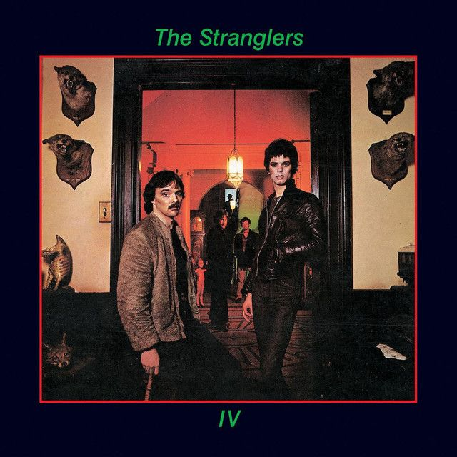 Hanging Around 1996 Remastered Version A Song By The Stranglers On Spotify Songs Album Cover Schallplatten Und Musik