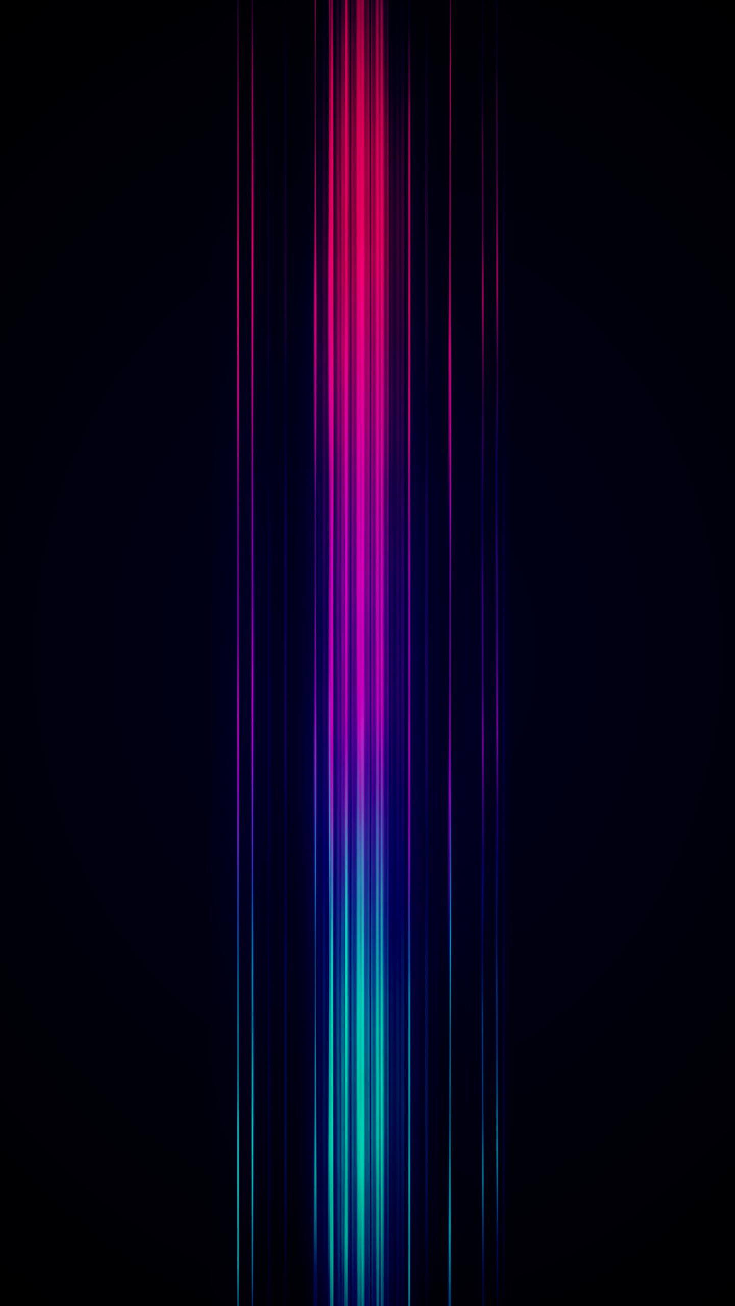 Gradient black background wallpaper in 2020 Phone