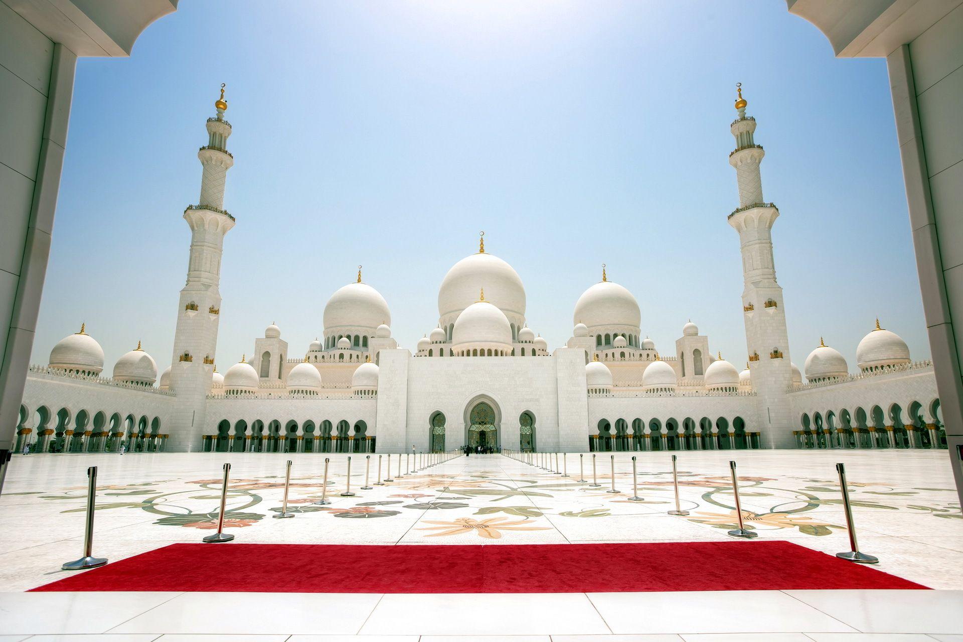 Abu Dhabi City Day Wallpaper GB HD Wallpapers