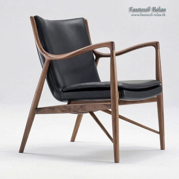 fauteuil scandinave mod¨le 45 Fauteuil relax