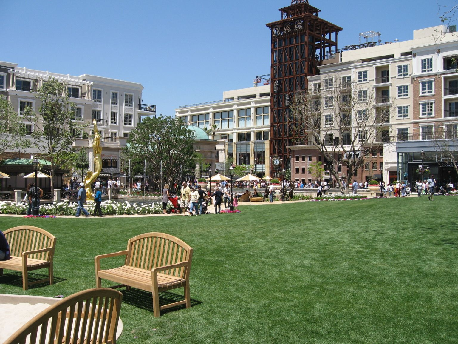 The Americana at Brand | Places, Spaces, Buildings | Best