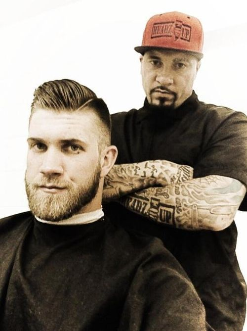 Bryce Harper Tattoo