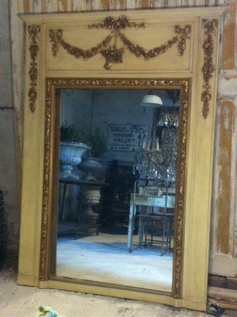 French Mirror Design...