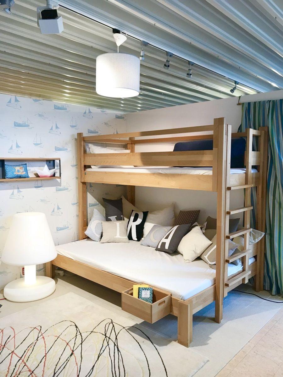 Ein Bett für alle Wie schlafen denn eure Kinder