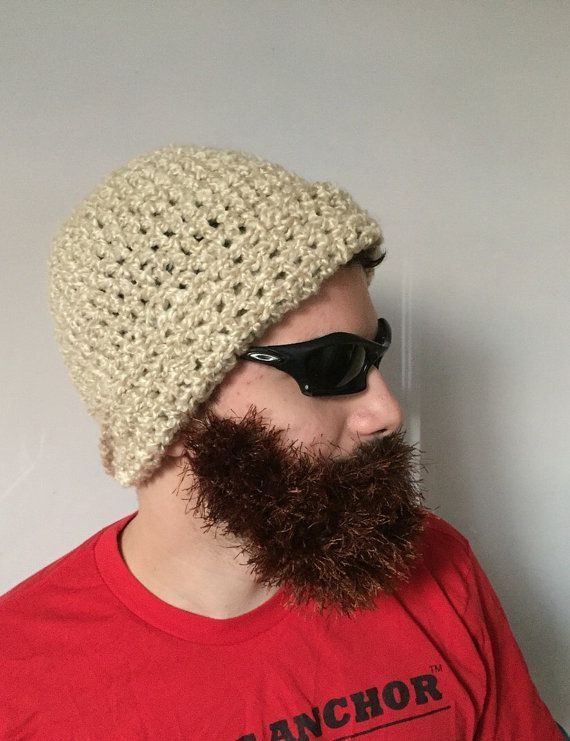 Handmade Crochet Beard Hat in creamy hat with by SueStitch on Etsy #crochetedbeards Handmade Crochet Beard Hat in creamy hat with by SueStitch on Etsy #crochetedbeards Handmade Crochet Beard Hat in creamy hat with by SueStitch on Etsy #crochetedbeards Handmade Crochet Beard Hat in creamy hat with by SueStitch on Etsy #crochetedbeards