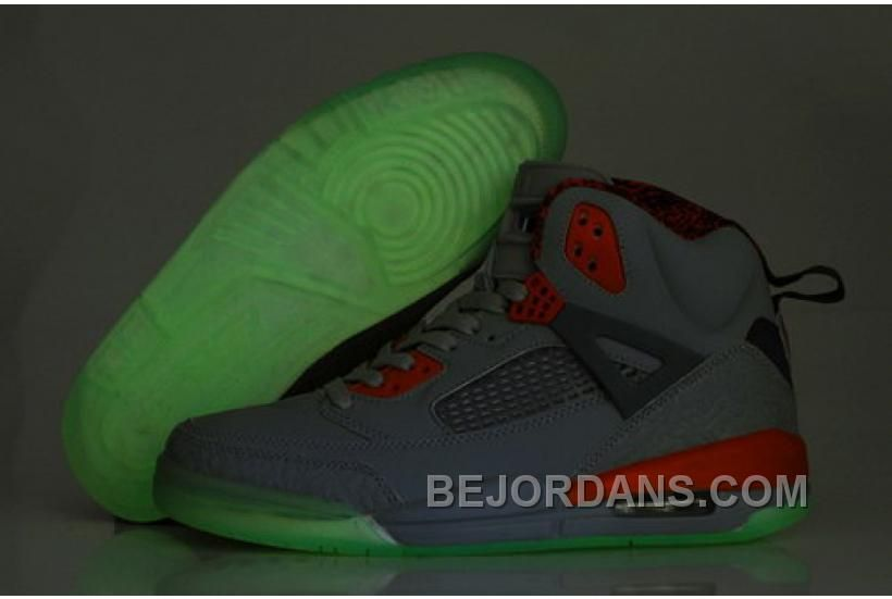 size 40 6cf3d 84ac6 ... inexpensive buy new zealand 2012 air jordan spizike retro mens shoes  glowing grey orange from reliable