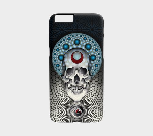 Geometric Skulldala Device Case by Kent King by Studio Phi