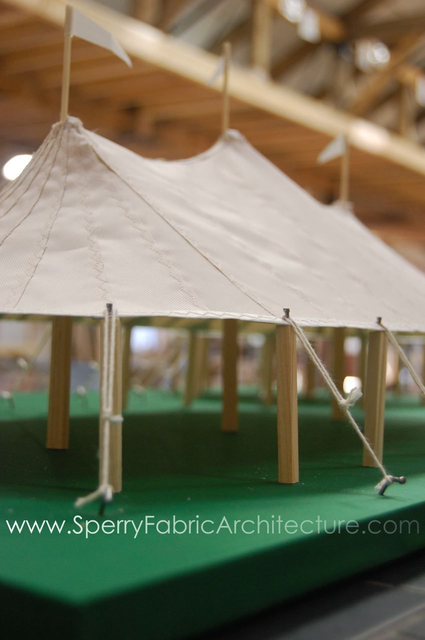 Not a miniaturizing filter. . . just a miniature tent! I love building these little gems they are to-scale models of our classic Sperry Tents. & Not a miniaturizing filter. . . just a miniature tent! I love ...