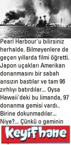 Pearl Harbour, Çorlulu Ali Paşa Camii ve Solace #historyfacts