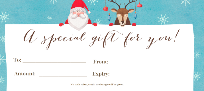 Free Online Gift Certificate Creator Free Gift Certificate Template Online Gift Certificates Gift Certificate Template