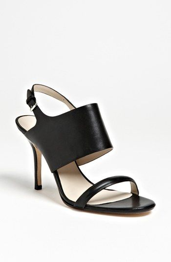 a1fff92ade927 Love my new shoes KORS Michael Kors Hutton Sandal available at  Nordstrom