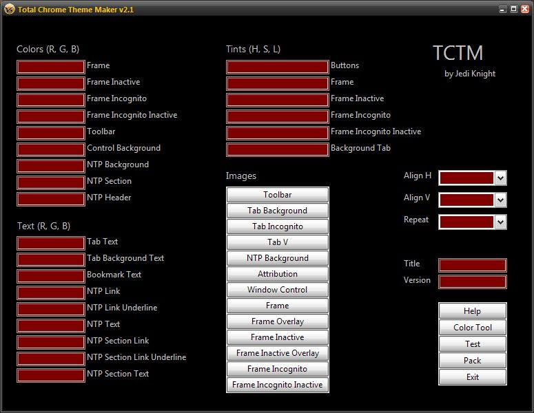 total chrome theme maker chrome theme creators pinterest