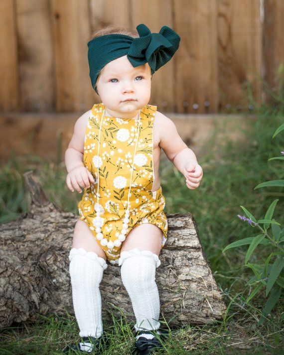 73bb5b60b58b Fall Mustard Romper - Mustard bubble Romper- Criss Cross Back Vintage Romper  , Fall Bubble Romper,