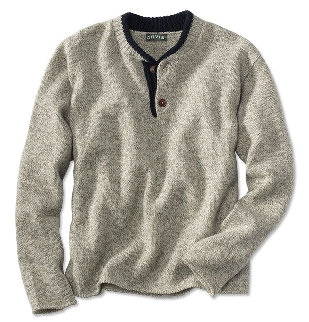 Country Clothes Men Pullover