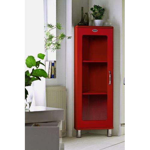 Malibu 1 Door Storage Cabinet Tenzo Colour White Tenzo Tall Cabinet Storage Door Storage