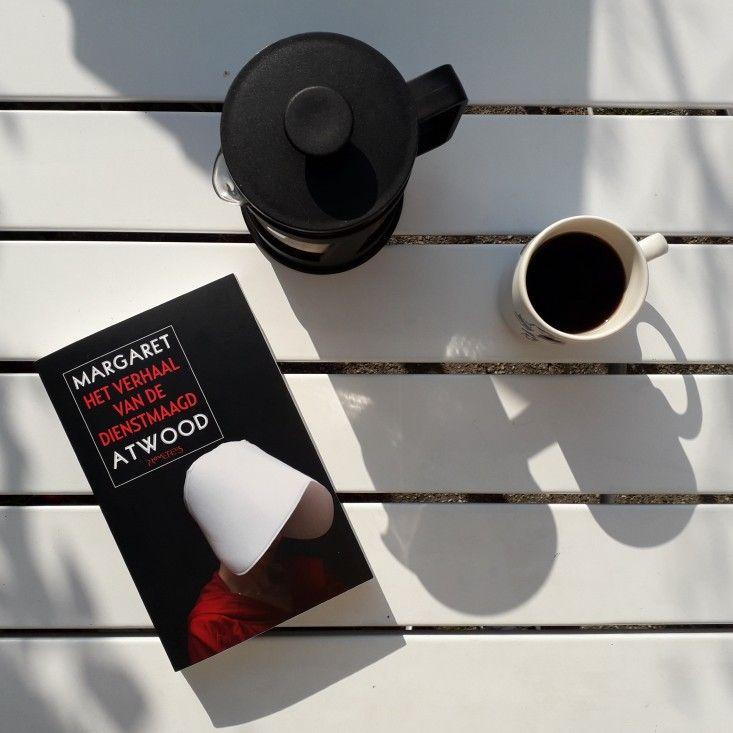 Het verhaal van de dienstmaagd - Margaret Atwood #margaretatwood