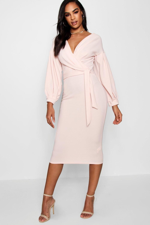 Tall Off The Shoulder Wrap Midi Bodycon Dress Boohoo Canada Bodycon Dress Midi Dress Bodycon Elegant Dresses Long [ 1500 x 1000 Pixel ]