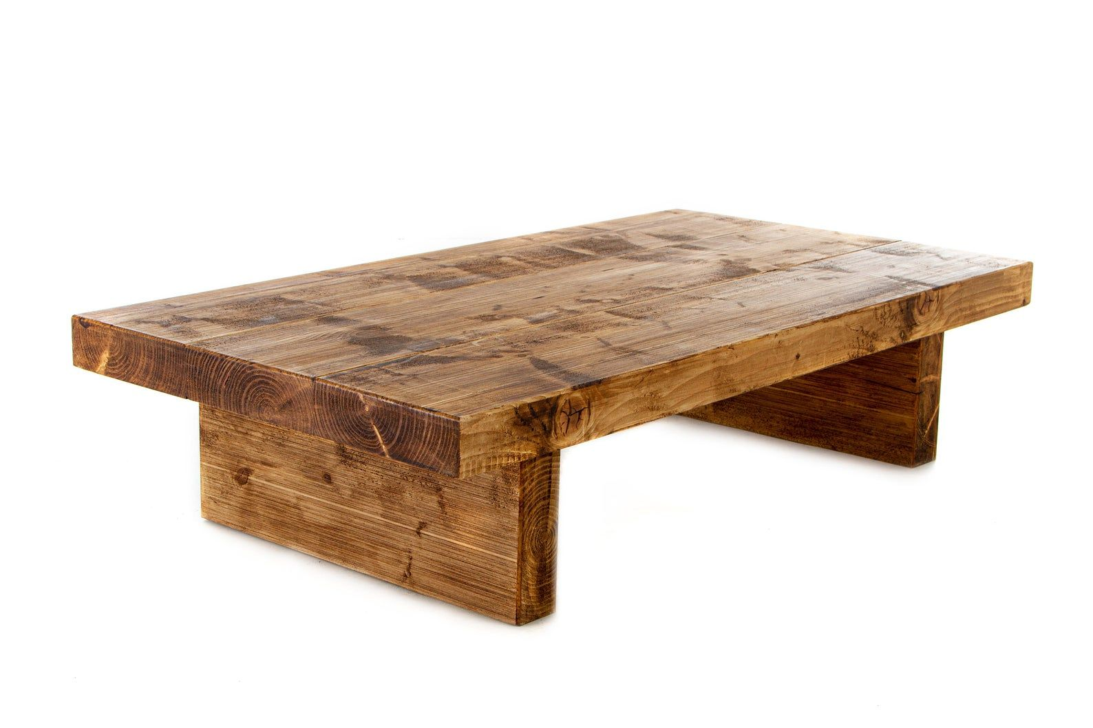 Chunky Rustic Coffee Table Handcrafted From 3 Inch Thick Etsy In 2021 Rustic Coffee Tables Sofa Handmade Reclaimed Wood Coffee Table [ 1058 x 1588 Pixel ]